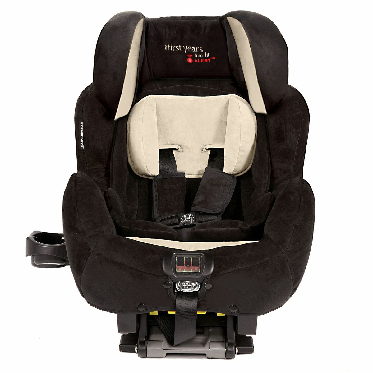 The Smartest Car Seat Ever - The Naughty Mommy
