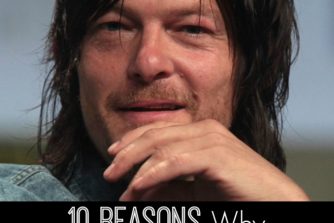 "10 Reasons Why You Should Be Watching ""The Walking Dead"""