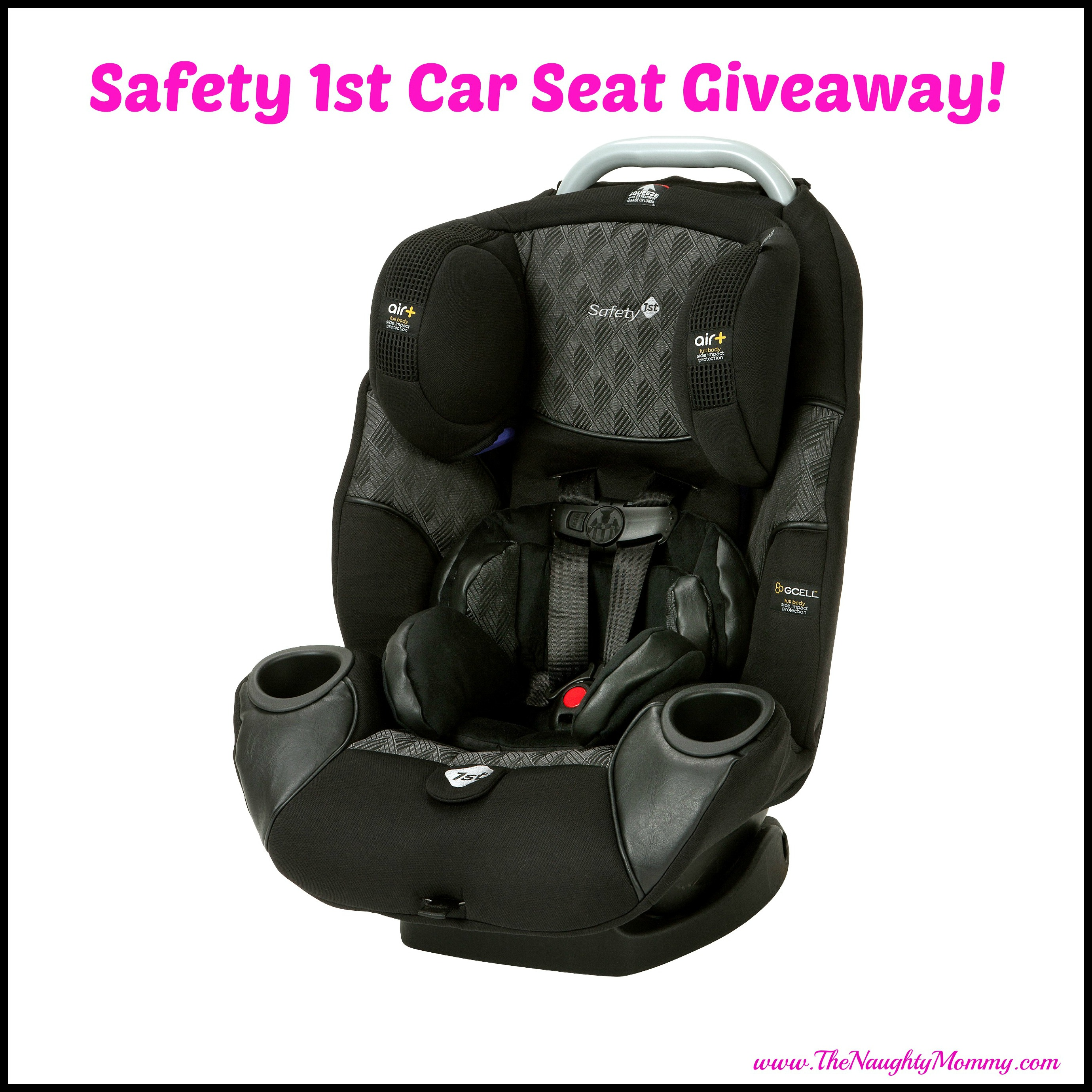 child passenger safety week giveaway the naughty mommy. Black Bedroom Furniture Sets. Home Design Ideas