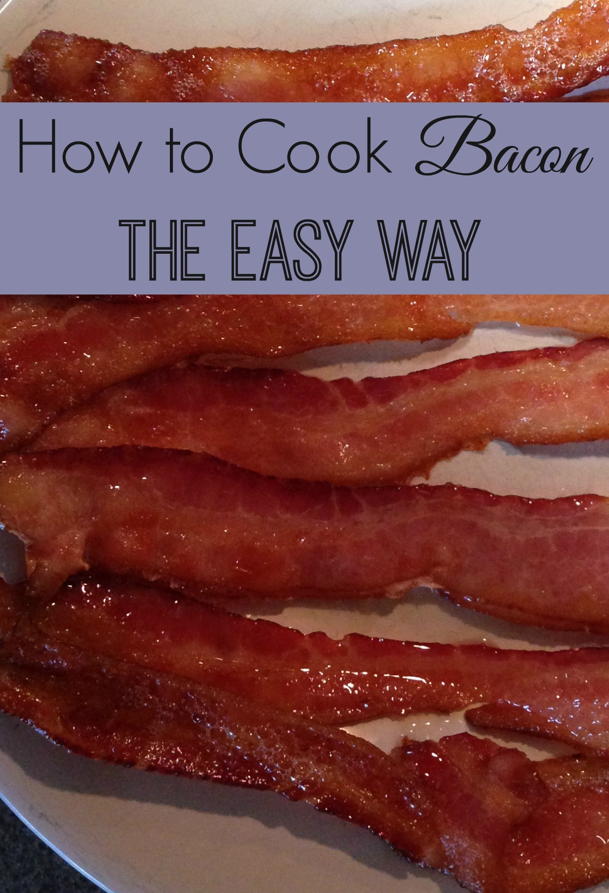 Easy Way To Contour Your Face: How To Cook Bacon EASILY