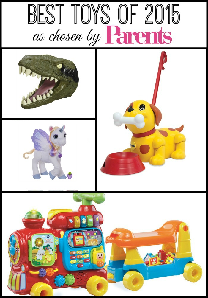 Coolest Toys 2015 : Best toys of parents magazine the naughty mommy