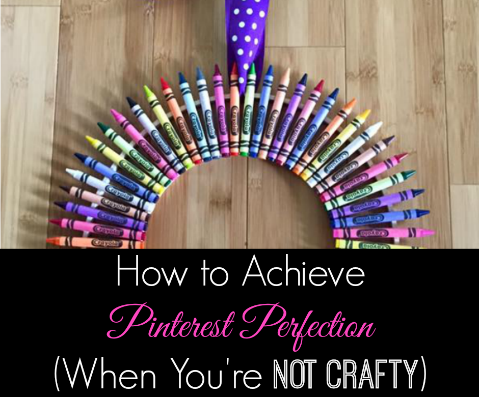 FB How to Achieve Pinterest Perfection