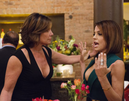 Don't Shoot the Messenger {Real Housewives of New York Finale}